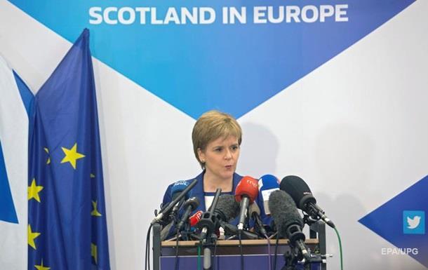 Шотландия опубликует проект нового референдума о независимости