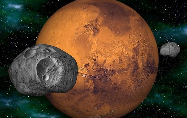 Физики показали рождение  Звезды смерти  у Марса