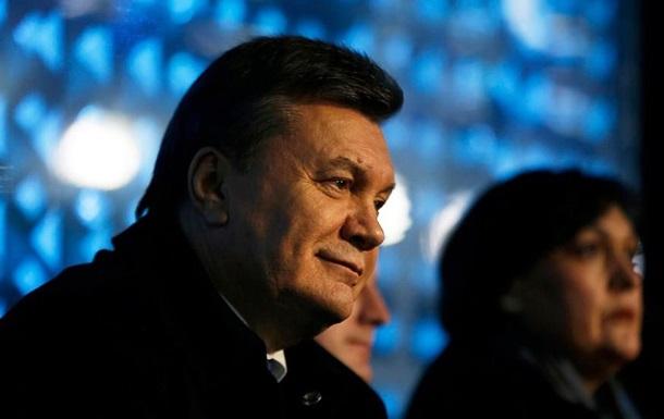 Россия не подтверждала статус Януковича - ГПУ