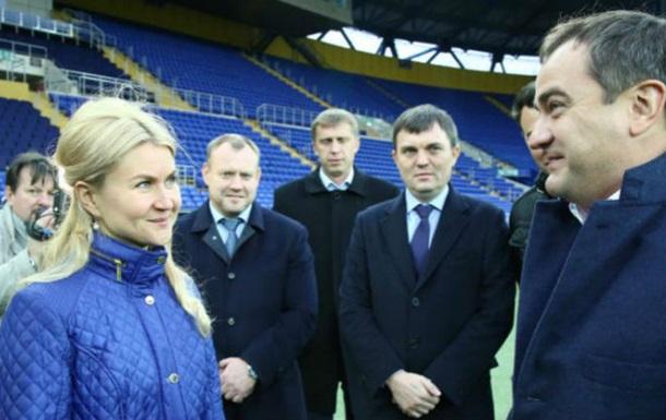 Официально: матч Украина - Сербия пройдет в Харькове