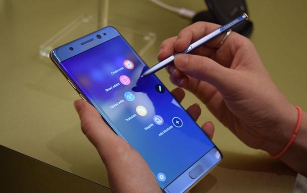 Samsung оценил убытки от Galaxy Note 7