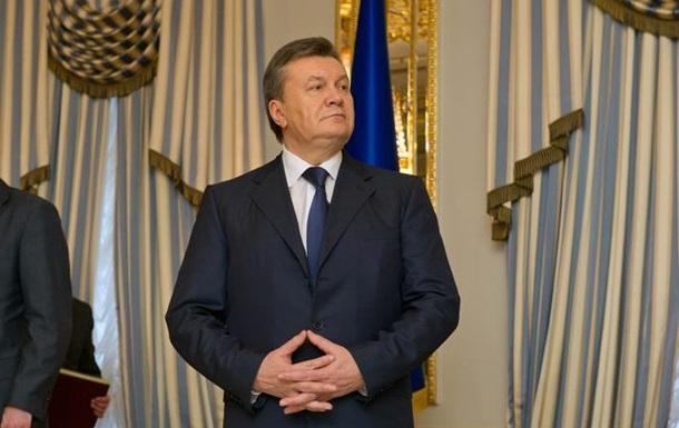 Украину не обязывали платить Януковичу - Минюст