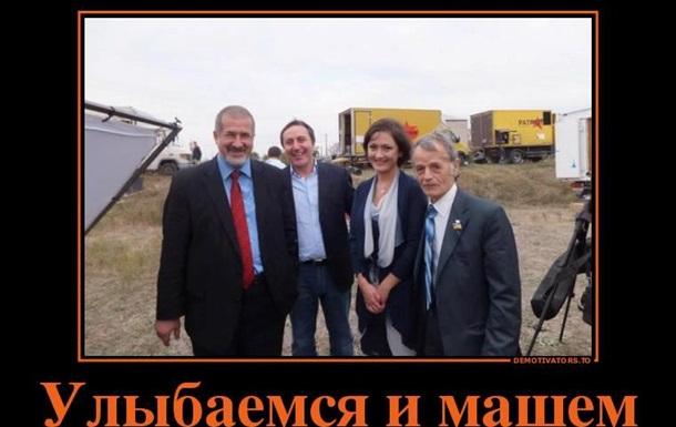 Лидеры меджлиса неправомочны призывать крымских татар к действиям против России