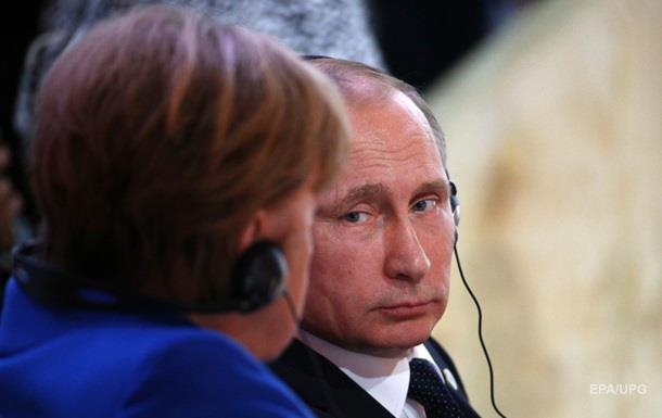 Меркель готова пригласить Путина на саммит