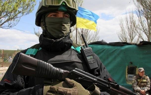 Военные на Луганщине погибли не из-за обстрелов