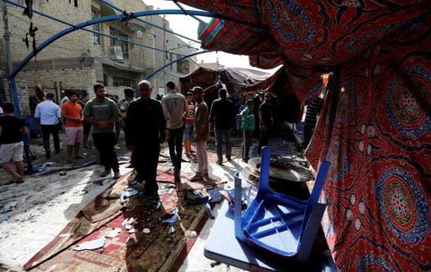 Взрыв смертника в Багдаде: более 40 жертв