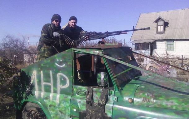 Боевики ЛНР без топлива, берец и денег
