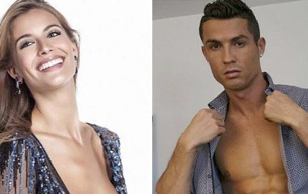 Роман Роналду с мисс Испаниии – фальшивка?