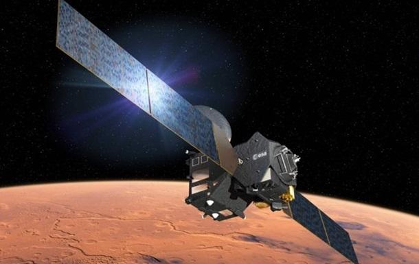 Зв'язок зкосмічним апаратом Скіапареллі було втрачено при посадці наМарс
