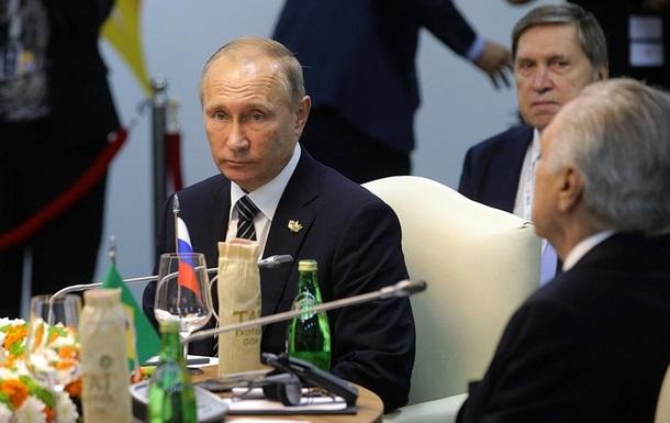 Путин ответил на обвинения в срыве  Минска