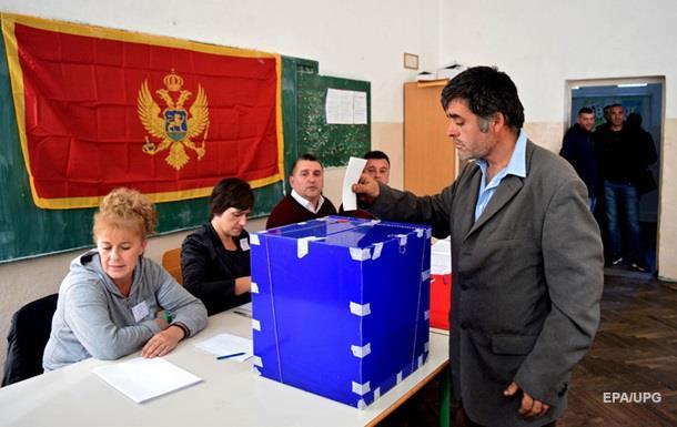 На выборах в Черногории побеждает правящая партия - экзит-поллы