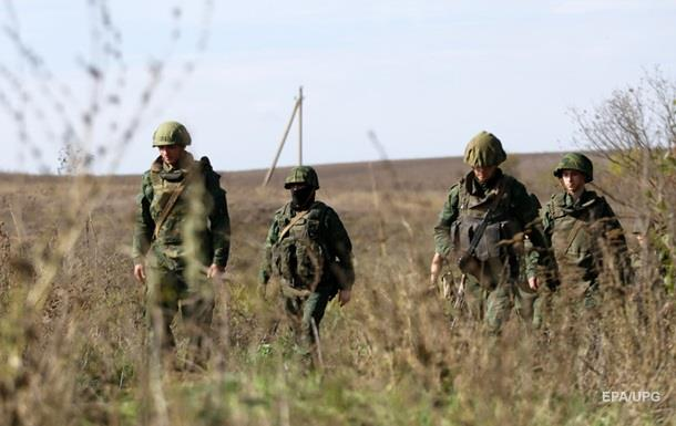Украина заявила о десятках обстрелов на Донбассе