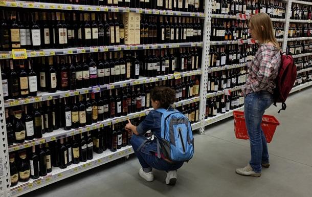 Украинцы стали больше пить - опрос