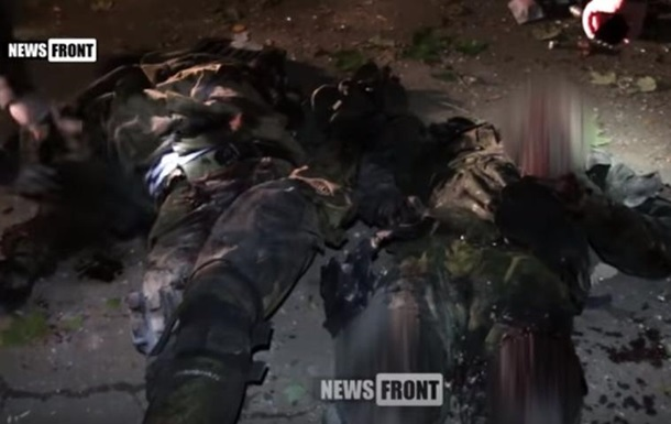 Появилось видео, как выносят тело Моторолы