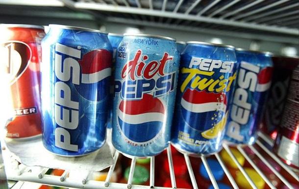 PepsiCo сделает свою газировку менее вредной