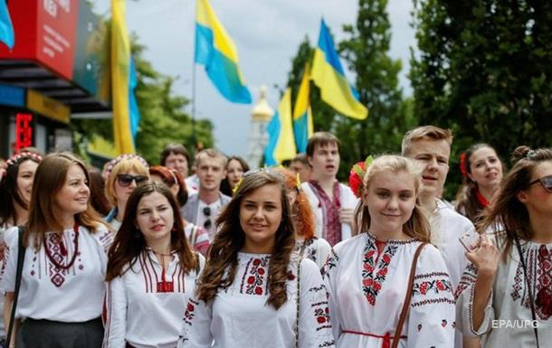 За год украинцев стало меньше почти на 200 тысяч