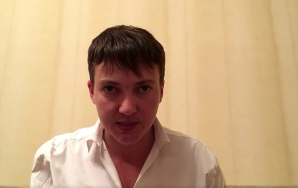 Какой ты офицер? Савченко ответила Захарченко
