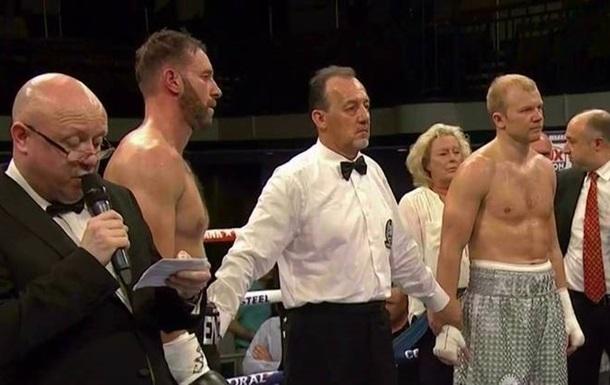 Украинский боксер Кучер сразится сМарко Хуком зачемпионский пояс