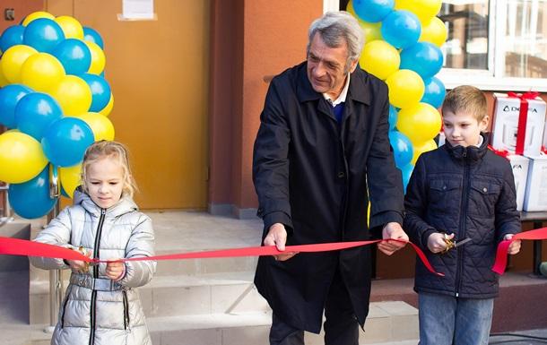 «Укрбуд» открыл новый ЖК в Соломенском районе