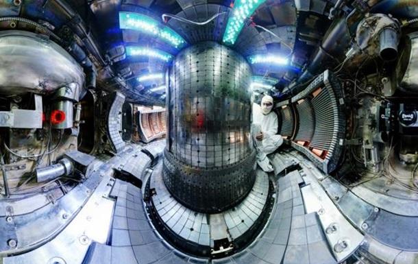 Ученым удалось рекордно поднять давление плазмы вядерном реакторе