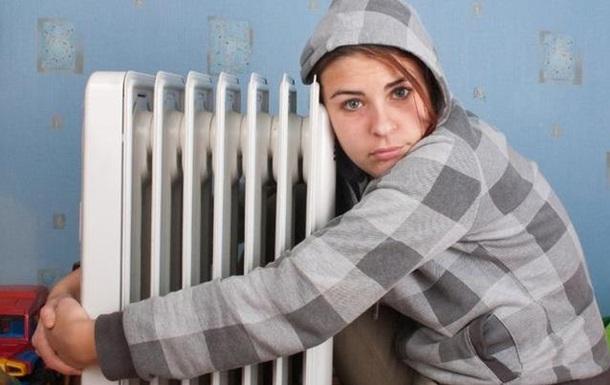 ВКиеве отопление запустили почти вовсех домах