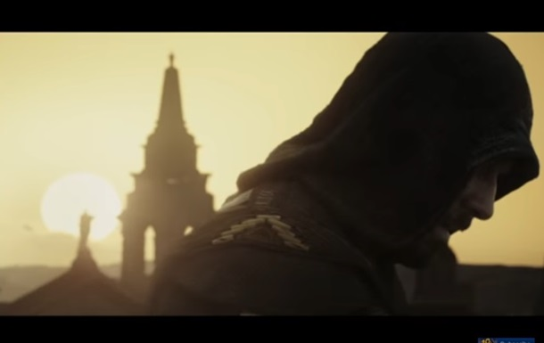 Майкл Фассбендер в новом трейлере Assassin's Creed