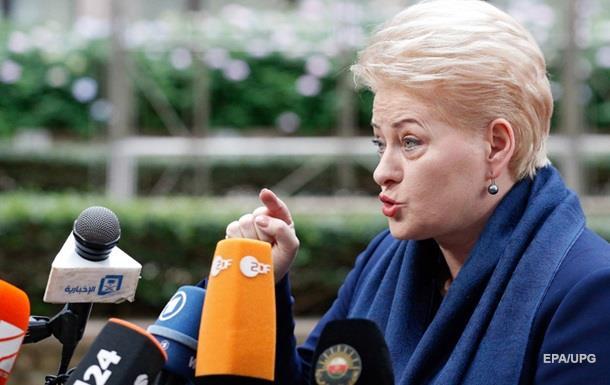 Литва обвинила Россию в агрессии из-за Искандеров