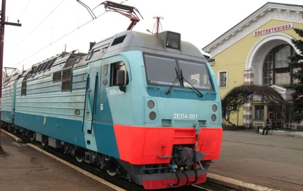 На Донбасс пустят еще один поезд