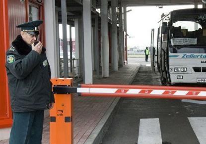 ФСБ ищет, где граждане ЕС пересекают границу Беларуси с Россией
