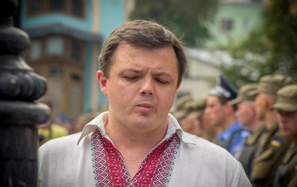 Прокуратура заявила об уголовном прошлом Семенченко