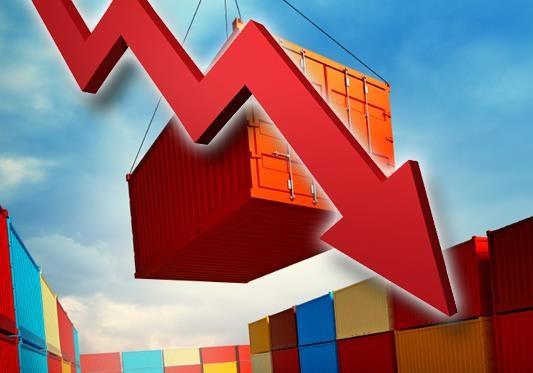 Снижение украинского экспорта опровергает утверждения о возрождении экономики