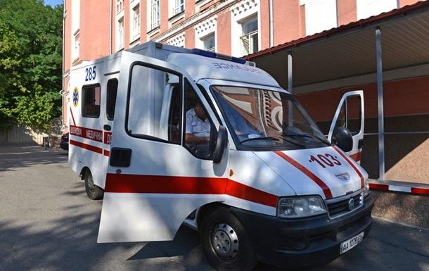 Взрыв в Кировоградской области, есть пострадавшие