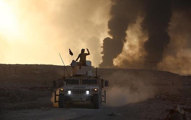 Россия не заметила начала штурма иракского Мосула
