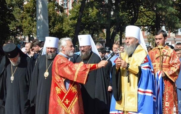 В УПЦ МП описали схему  церковного рейдерства