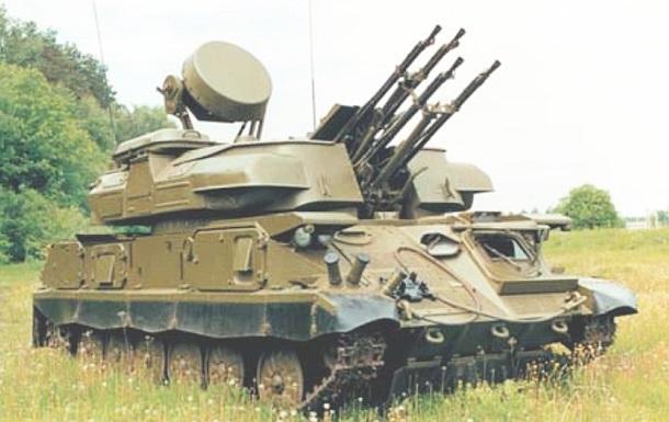 Украина разрабатывает новый зенитно-артиллерийский комплекс