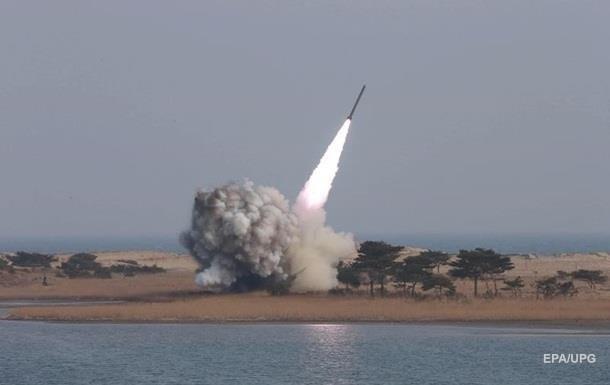 Соединенные Штаты зафиксировали неудачный ракетный запуск КНДР
