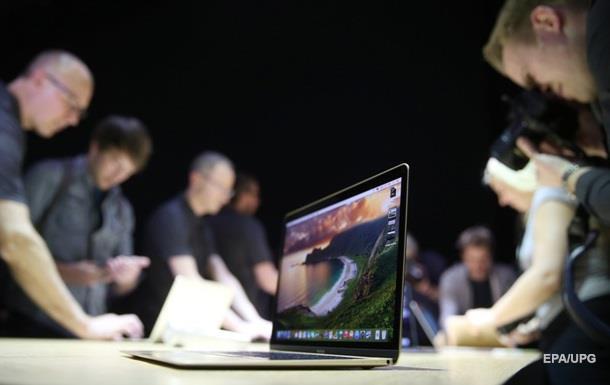 Новые MacBook получат сенсорную клавиатуру