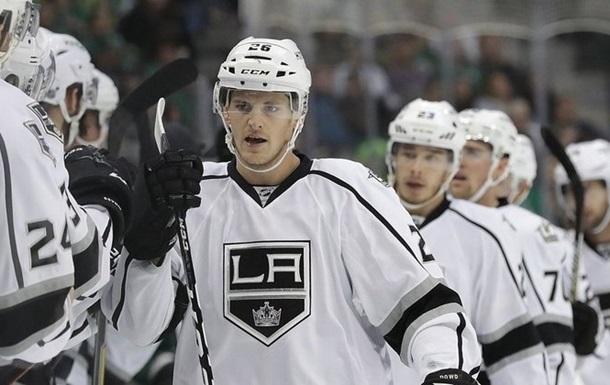 НХЛ. Успех Лос-Анджелеса в овертайме, первая победа Анахайма