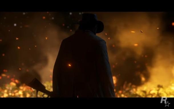 Первый трейлер Red Dead Redemption 2 стал хитом
