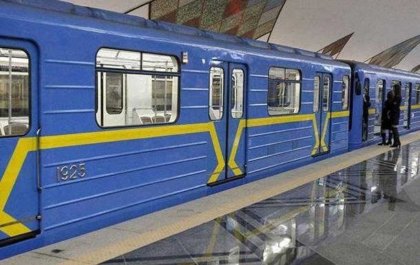 В Киеве на станции метро Берестейская погиб человек