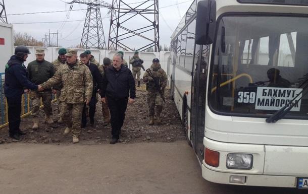 КПП Зайцево перенесли в Майорск