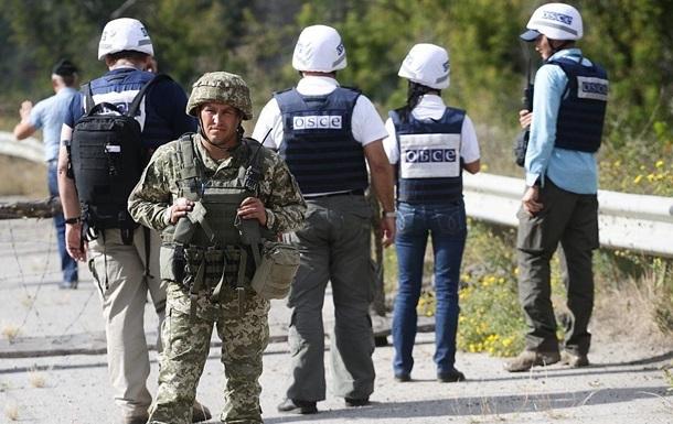 В ОБСЕ заметили ухудшение ситуации на Донбассе