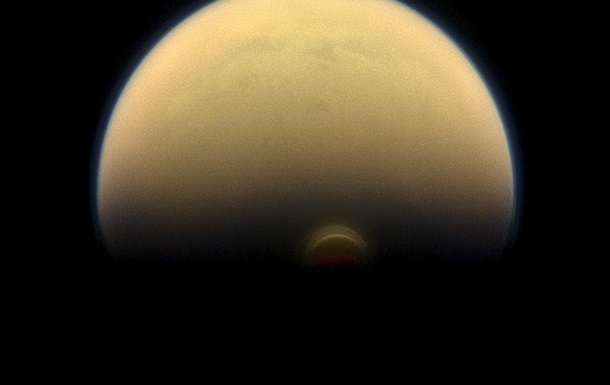 Ученые впервые увидели зиму на Титане