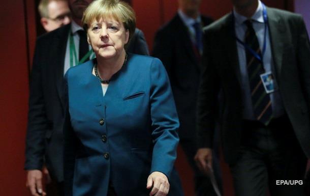 Меркель намекнула России на новые санкции
