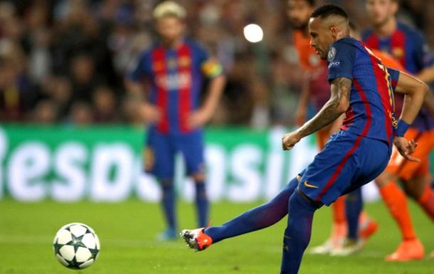 Неймар стал пятым самым высокооплачиваемым футболистом мира