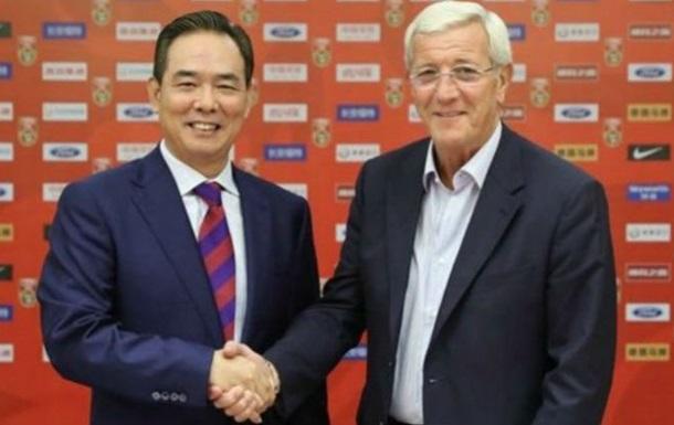 Липпи возглавил Китай и стал самым высокооплачиваемым тренером планеты