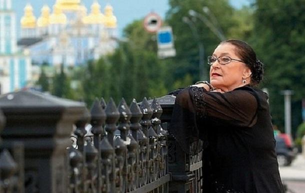 В Киеве скончалась актриса Валерия Заклунная
