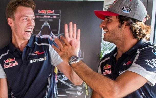 Русский пилот «Формулы-1» Квят останется в«Торо Россо» вследующем сезоне