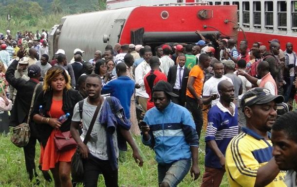 Авария поезда в Камеруне: более 70 жертв