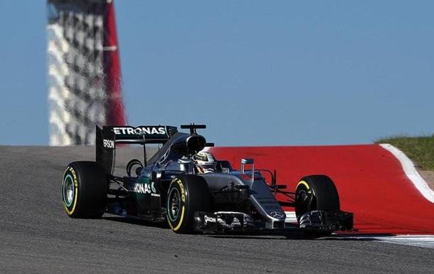 Формула-1. Гран-при США. Хэмилтон впервые на поуле трассы Америк!